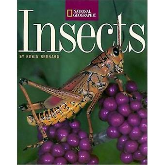 Insects by Robin Bernard - 9780792266709 Book
