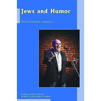 Judar och Humor av Leonard Jay Greenspoon - 9781557535979 bok