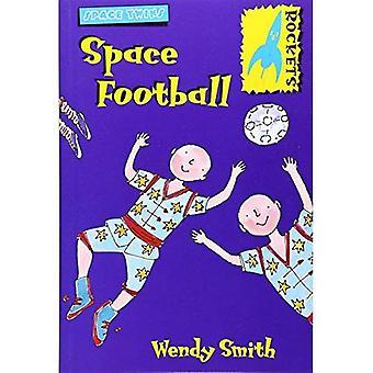 Plass fotball (raketter: plass tvillinger)