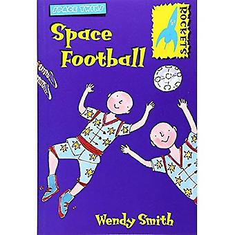 Ruimte voetbal (raketten: ruimte Twins)