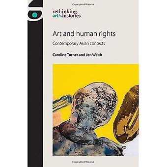 Arte e diritti umani: contesti contemporanei asiatici (ripensamento dell'arte storie)