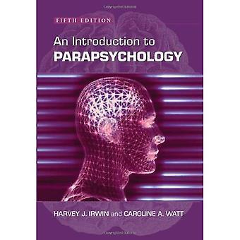Johdatus parapsykologia