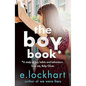 Ruby Oliver 2: De jongen boek