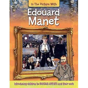 Edouard Manet (i bilden med)