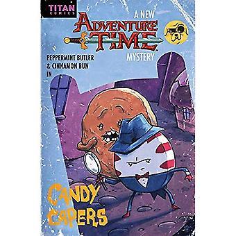 Adventure Time - Candy kapris