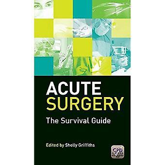 Akutt kirurgi