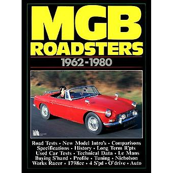 MG MGB Roadster, 1962-80 (Brooklands Road Tests)
