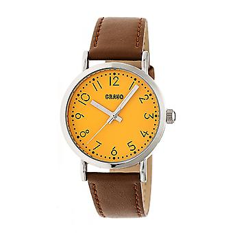 Crayo Pride Unisex Watch - Orange