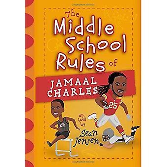 De regels van de Middelbare School van Jamaal Charles: As Told by Sean Jensen (middenschool regels)