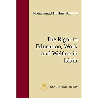The Right to Education, Work and Welfare in Islam (Fundamental Rights and Liberties in Islam Series)