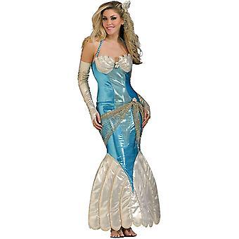 Sereia traje adulto - 13603