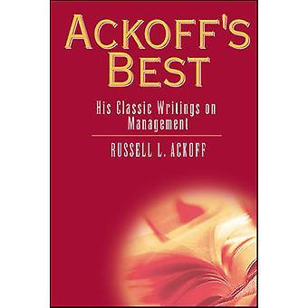 Ackoffs Best-tekijä Russell L. Ackoff