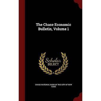 De Chase economische Bulletin Volume 1 van de Chase National Bank van de stad van nieuwe Y