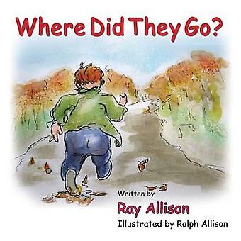 Where Did They Go by Allison & Ray