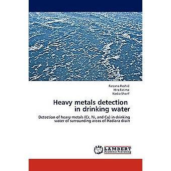 Identifiering av tungmetaller i dricksvatten av Rashid & Ämma