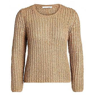 Oui Chunky Knit Sweater - 65003