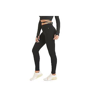 GymHero Pants Push Up Black PUSHUPBLK Womens trousers
