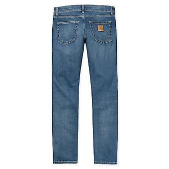 Carhartt WIP Rebel broek Jeans waar steen