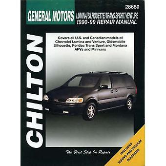 Chilton General Motors Lumina/Silhouette/Trans Sport/Venture - 1990-99