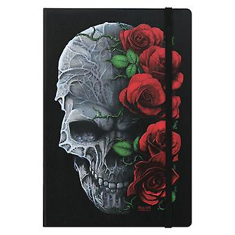 Requiem Collective Immortal Bloom A5 Hard Cover Notebook