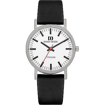 Design dinamarquês Mens Watch IQ14Q199 Rhine