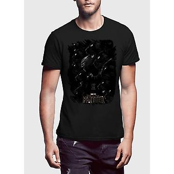 Long live the king black panther half sleeves t-shirt