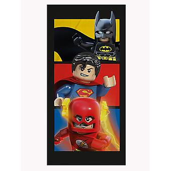 Lego DC Comics Superheroes Boom Serviette