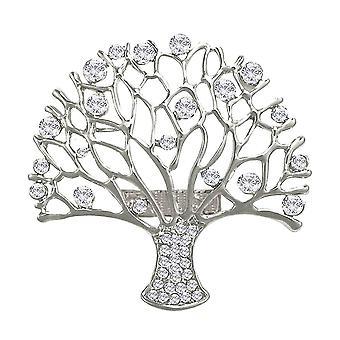 Eeuwige collectie essentie duidelijke Crystal zilver Toon Boom des levens sjaal Clip