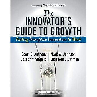 Innovator's Guide to Growth: Putting Disruptive Innovation to Work (Harvard Business School Press)
