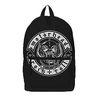 Motorhead Rock N Roll Laptop Backpack