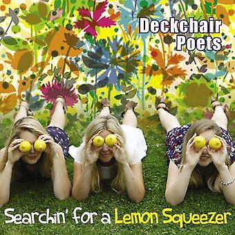 デッキチェア詩人 - 探し出すレモンスクイーザー [CD] USA 輸入のために
