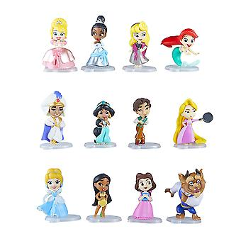 Disney Princess 2 tums blind Collectables