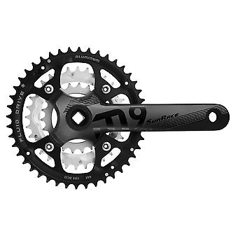 Sunrace FCM914 Crankset 44/32/22T 175mm