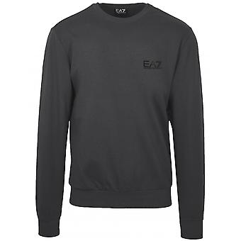 Ea7 Asphalt Grey Core Sweatshirt