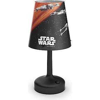 Philips Disney Star Wars Spaceships LED Children's Light/Night Lamp 0.6W A+