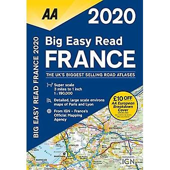 AA Big Easy Read France 2020