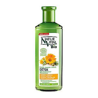 Strengthening Shampoo Bio Ecocert Naturaleza y Vida (300 ml)