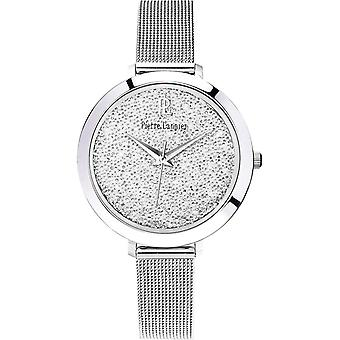 Pierre Lannier 095 608 M - watch Quartz steel woman