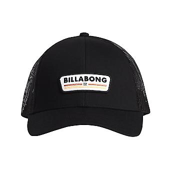 Billabong ommuurde Trucker Pet in Stealth