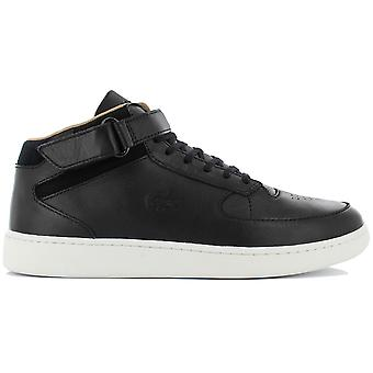 Lacoste Turbo SRM 7-30SRM0031024 Men's Shoes Black Sneakers Sports Shoes