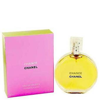 Kans door Chanel Eau de Toilette Spray 1,7 oz (vrouwen) V728-532751