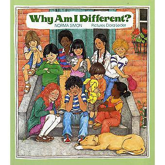 Why am I Different by Norma Simon