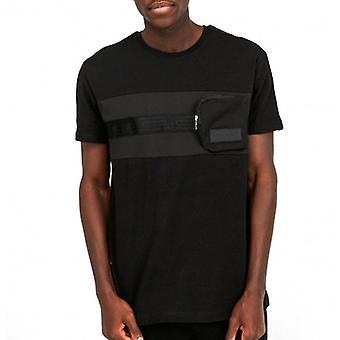 Glorious Gangsta Morello Black Stretch Utility T-shirt