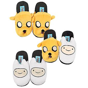 Adventure Time Finn Kid's Slippers