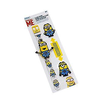 Joy Toy plastique 90316 automatique numérique montre-bracelet