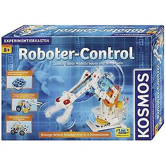 Kosmos Roboter-Control 620370 Science kit 8 years and over