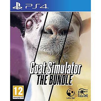 Goat Simulator de bundel PS4 spel