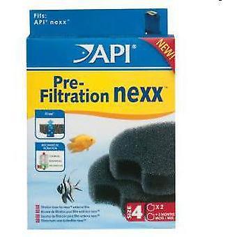 API Губка Nexx 30 ppi (рыба, Фильтры & водяные насосы, фильтр Губка пены)