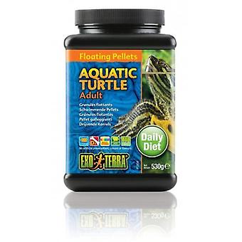 Exo Terra Exo Terra Aquatic Turtle Adult Food 530G (Reptiles , Reptile Food)