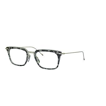 Thom Browne TBX916 03 Grey Tortoise-Silver Glasses
